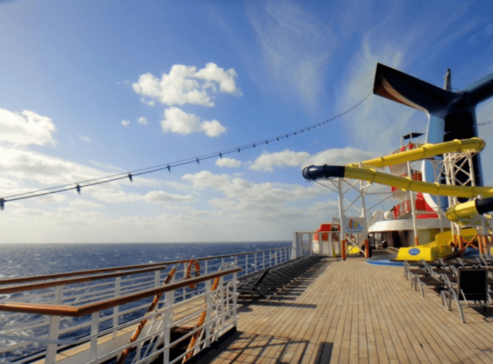 Cruises from New Orleans to the Bahamas