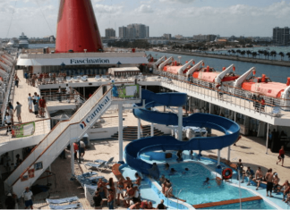 cruise deals carnival cruise line sweepstakes win free gift card
