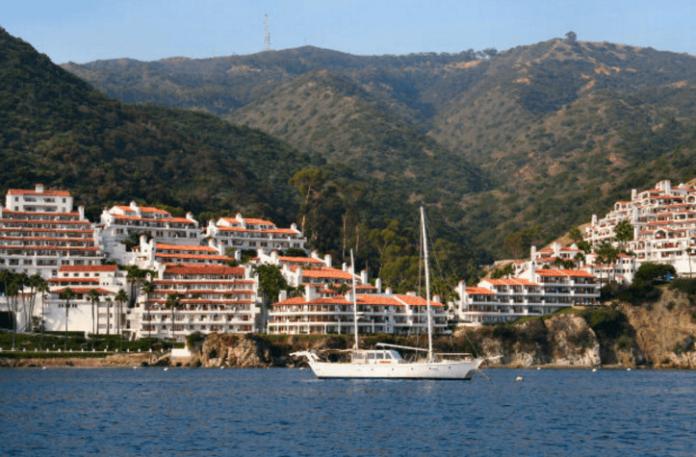 catalina island tours Island Express Helicopters discounted tours catalina island discounts