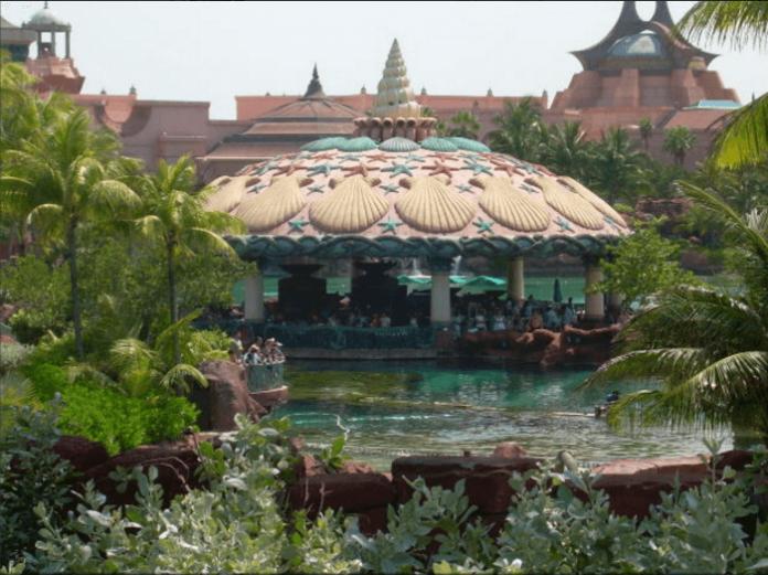All-inclusive Atlantis hotel great savings for Caribbean Bahamas beach vacation
