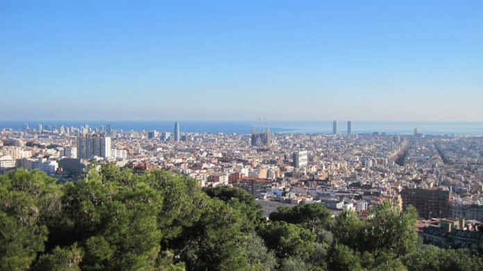 Barcelona vacation savings Ferrari tour Mediterranean Sea coast discount