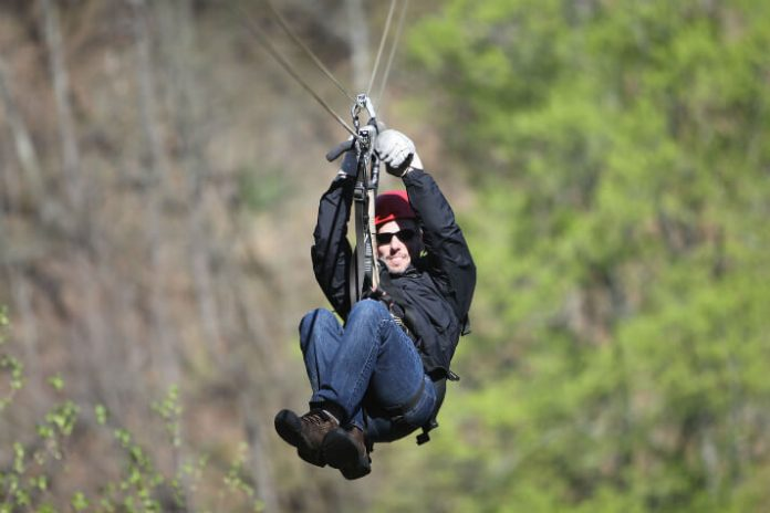 Barrie Park Zipline Savings Canadian Vacation Discount