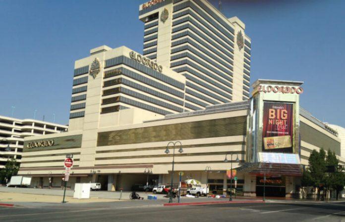 Free Reno Nevada trip at resort casinos Eldorado Circus Circus Silver Legacy