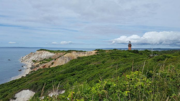 Martha's Vineyard day trip deal ferry ride New England vacation excursion