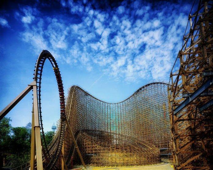 Kings Island ticket discount save money on Cincinnati trip theme park