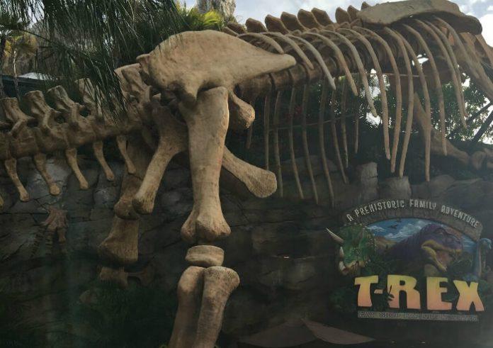 Win trip las vegas t-rex gift cards Biloxi landry's sweepstakes golden nugget