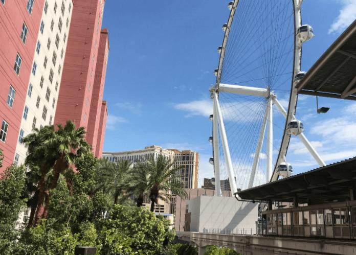 Las Vegas weekend getaway sweepstakes hotel airfare included