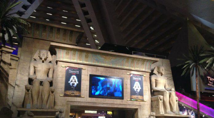 Luxor Las Vegas resort & casino discounted Vegas Strip hotel deal