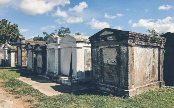 New Orleans City Of The Dead Cemetery Tour half off NOLA trip savings