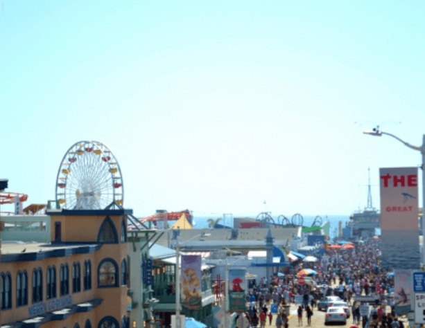 Save money on Pacific Park at Santa Monica Pier Southern California