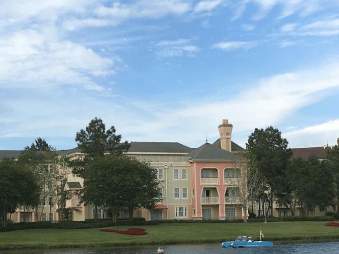 discounts Disney hotels Saratoga springs Disney world Orlando savings villa