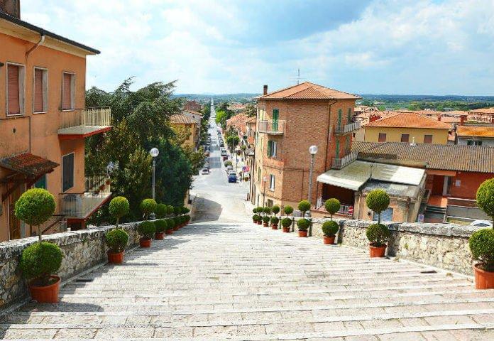 Win free trip Tuscany Italy Italian vacation sweepstakes