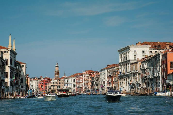 4 Great Deals For Venice Grand Canal Hotel Green