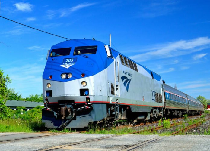 Promo code for 10% off best discounted AAA Amtrak price