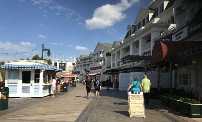 Reduced Price 2 Bedroom Villa at Disney's Boardwalk in Orlando Florida