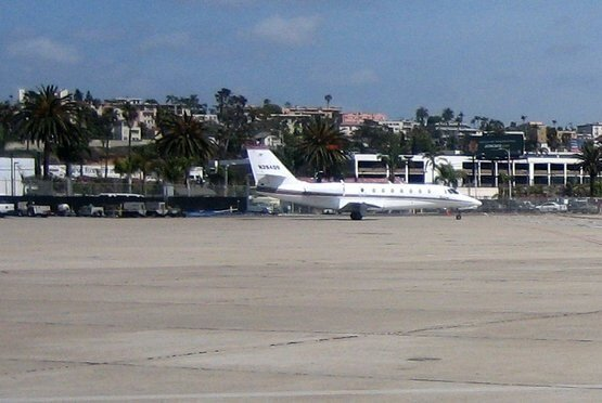 San Diego California Airport