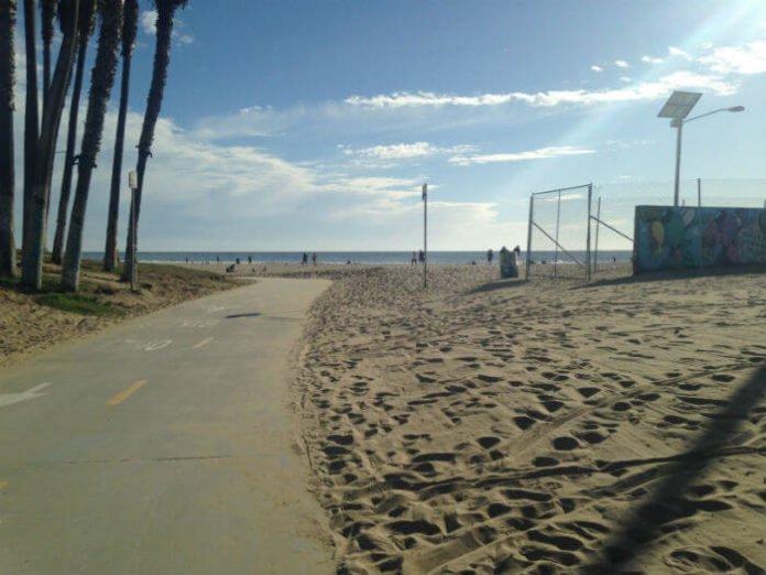 Santa Monica Venice beach electric bike tour discount Southern California savings