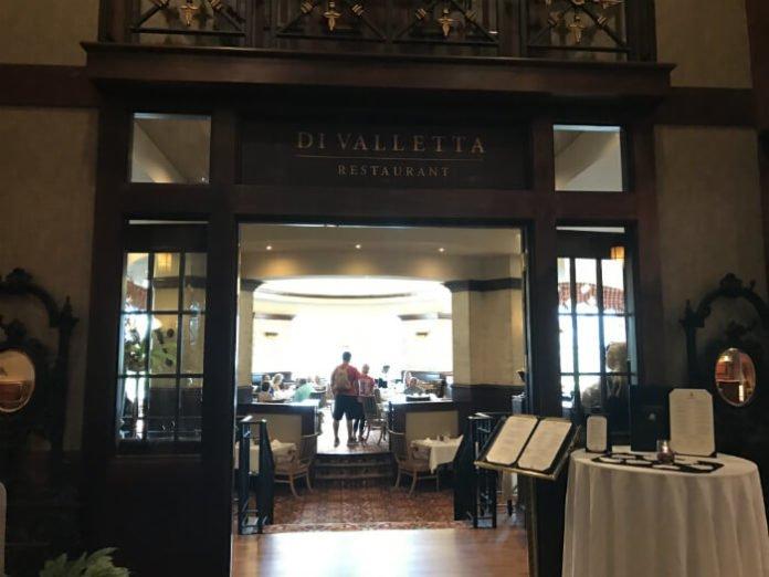DiValetta Restaurant Malta Theme Grandover