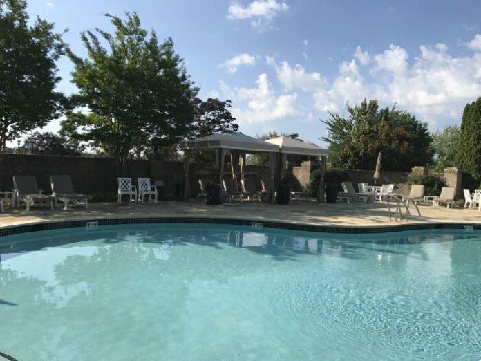 Grandover Resort Outdoor Pool