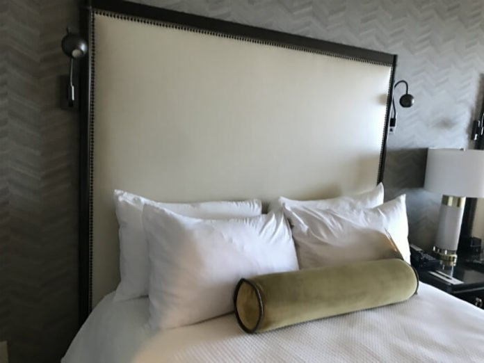 comfy beds Grandover hotel room