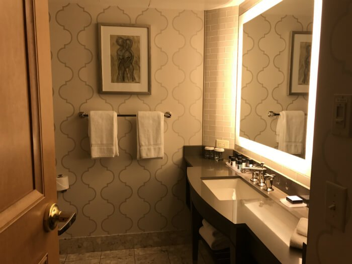 Grandover Resort Spa bathroom