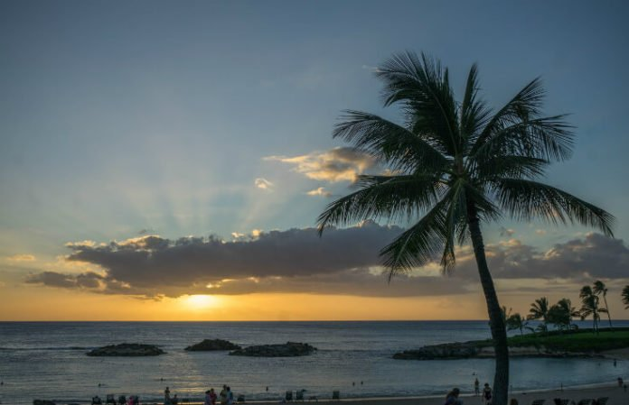 Hawaii vacation sweepstakes stay at Royal Hawaiian free luau Pearl Harbor visit