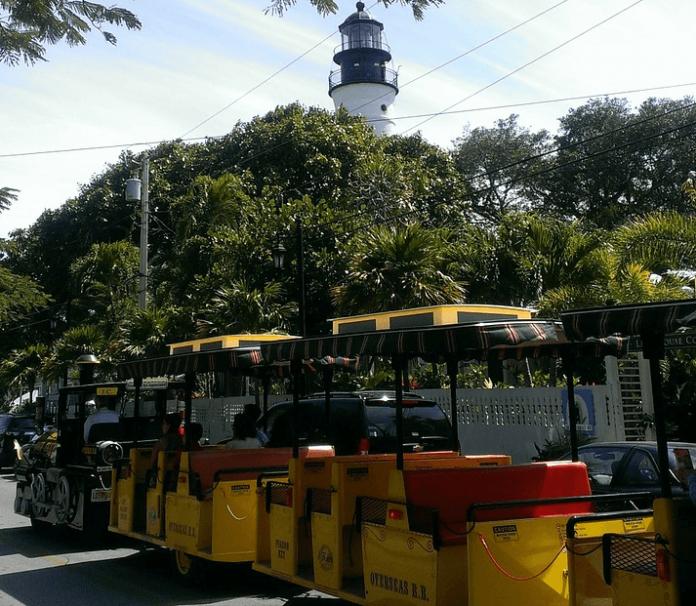Key West Conch Tour Train savings Florida island trip deal