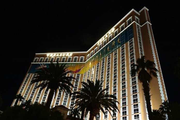 Reduced rates for Treasure Island Hotel & Casino in Las Vegas Nevada