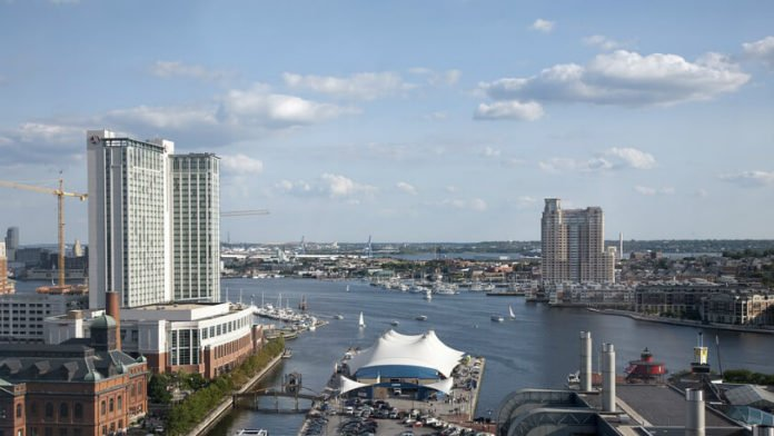 Packages & deals for Baltimore Inner Harbor Hotel Pier 5 Hilton Curio