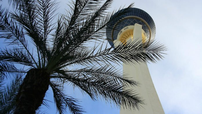 Discounted price for SkyJump at Stratosphere Las Vegas