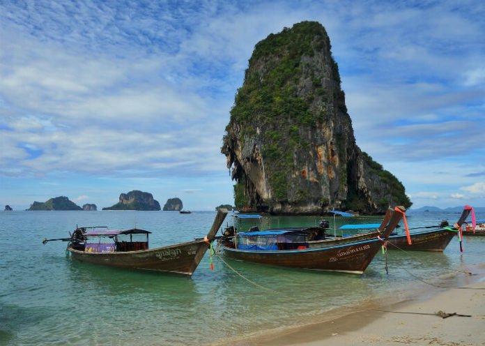 WIn free trip to Thailand