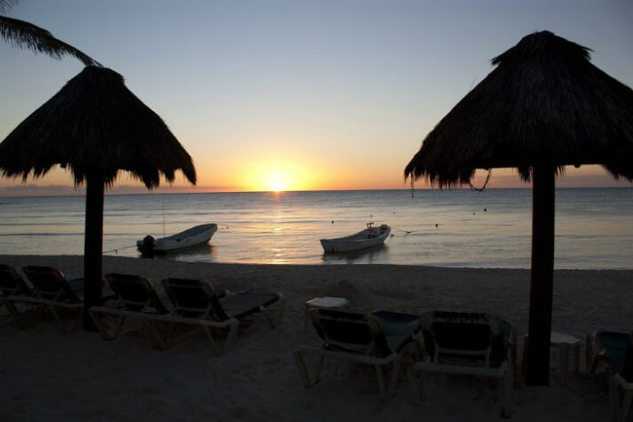 Tulum Mexico vacation sweepstakes stay at Casa Violeta