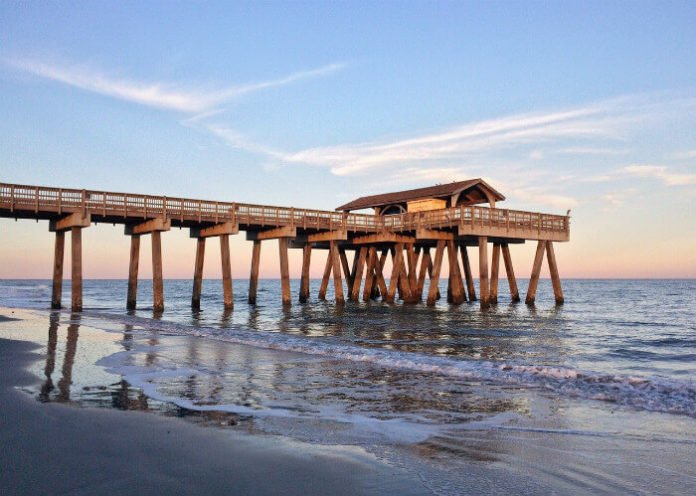 Tybee Island Georgia vacation deal hotel discounts savings