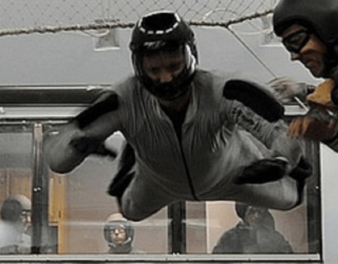 Discounted price for indoor skydiving in Las Vegas