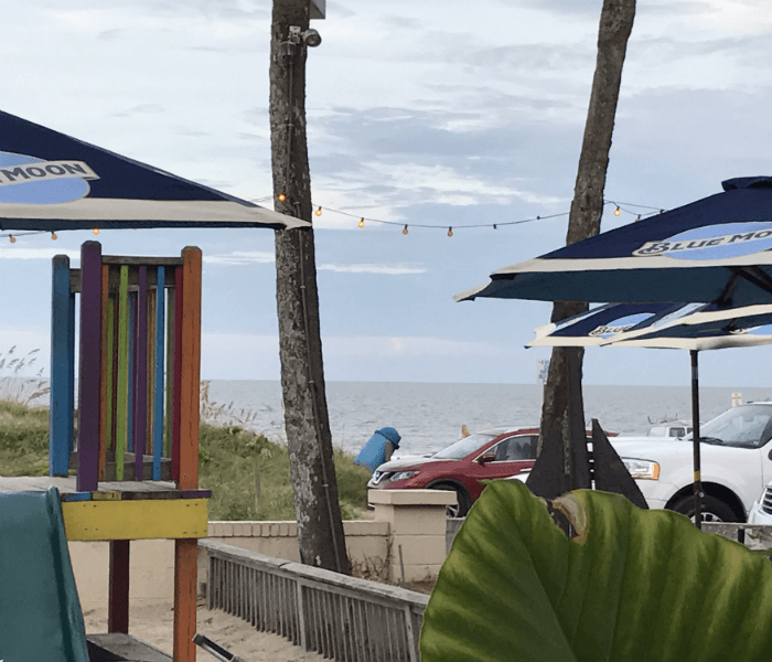 Sliders Seaside Grill Amelia Island Beach Florida