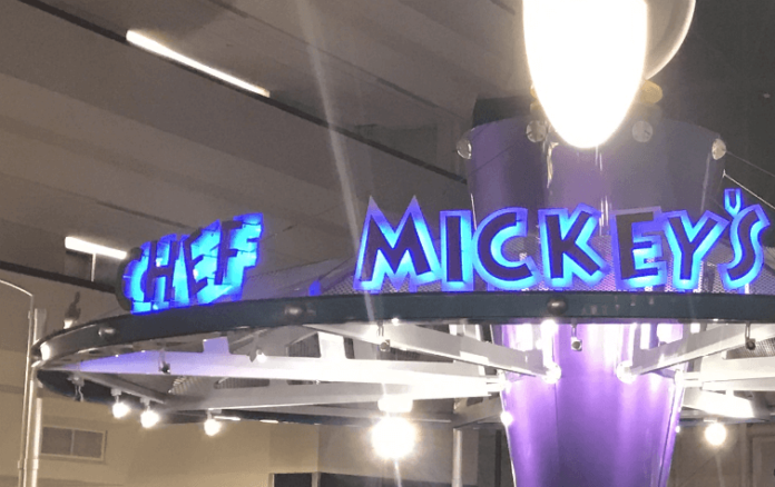 Chef Mickey character dining limo ride Disney Springs tour discount Orlando Disney World