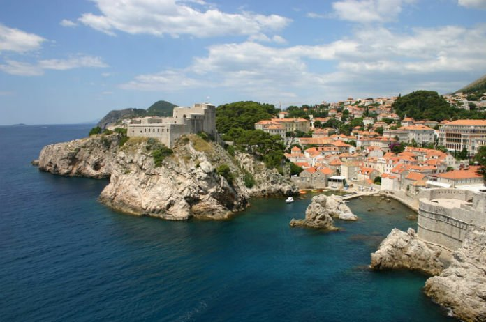 Croatian boat tour from Dubrovnik to Split 40% off