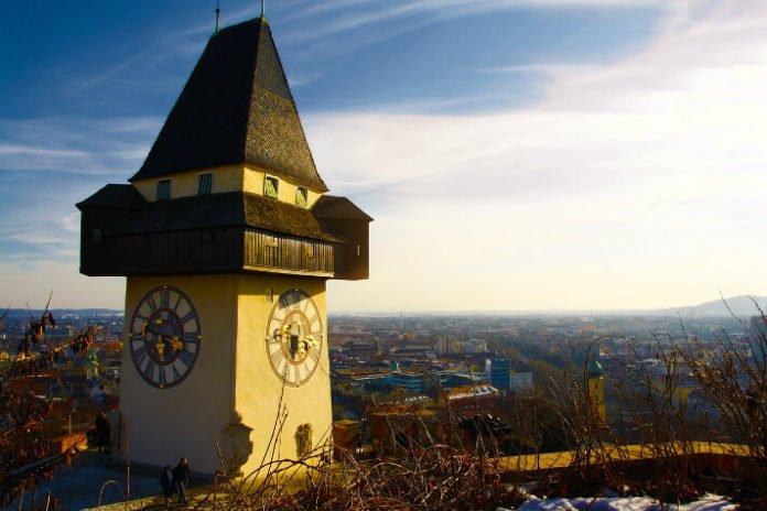 Win free Austrian vacation roundtrip airfare to Graz 4 night hotel stay
