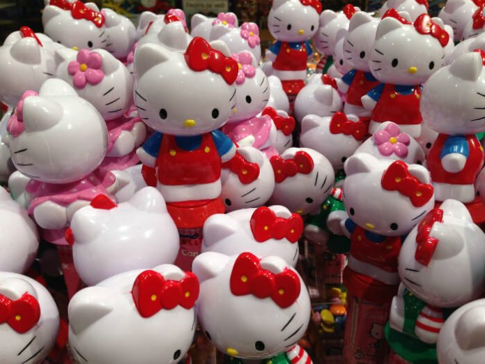 Hello Kitty Dreamcation Sweepstakes win trip to Tokyo Japan airfare & hotel