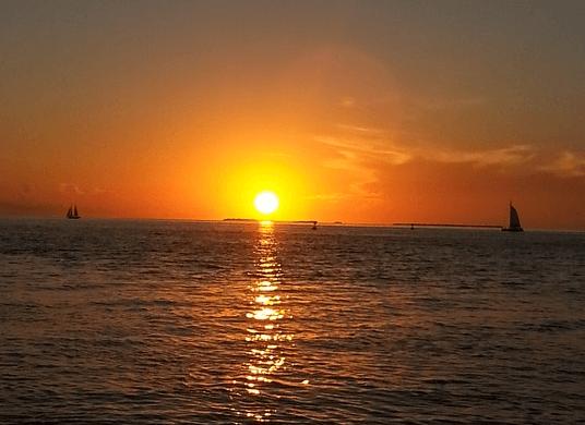 Key West Florida sunset cruise discount