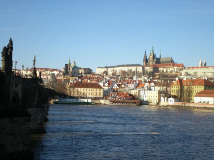WIn free trip to Prague boutique hotel stay airfare credit brewery tour Vltava River cruise
