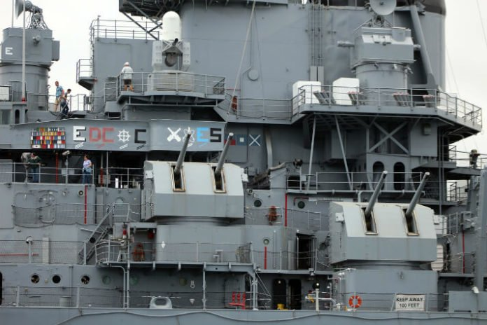 Discounted admission to Battleship Iowa in Los Angeles California