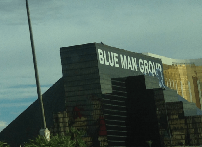 Save money on admission to Blue Man Group in Las Vegas