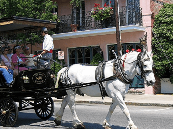 Discounted Charleston carriage tour savings deal