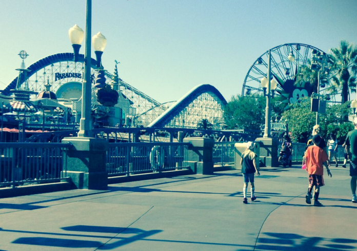 15% off hotel within walking distance of California Adventure, Disneyland & Downtown Disney