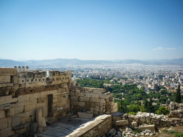 Cheap direct flight from Newark to Athens Greece