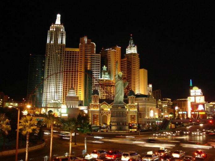 Save money on Embassy Suites Las Vegas with High Roller monorail Cowabunga Bay package deals