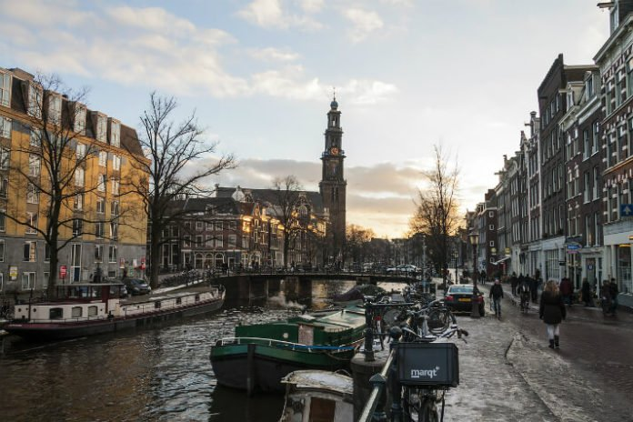 Cheap round trip flight from NYC area to Amsterdam Netherlands