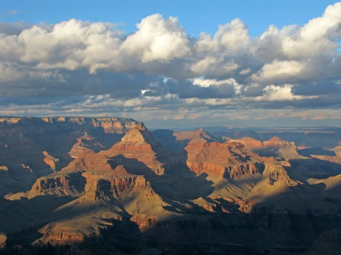 Over half off bust tour from Las Vegas see Grand Canyon South Rim Mather Point