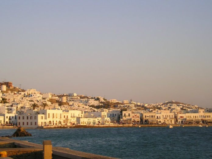 Greek island tour discount see Ios Mykonos Santorini